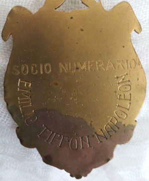 escudo tiffon forense